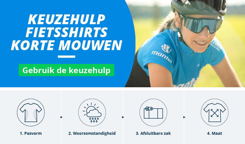 Fietsshirts voor dames