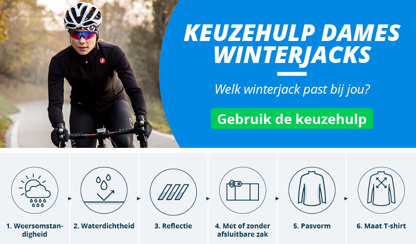 Winterjacks voor dames