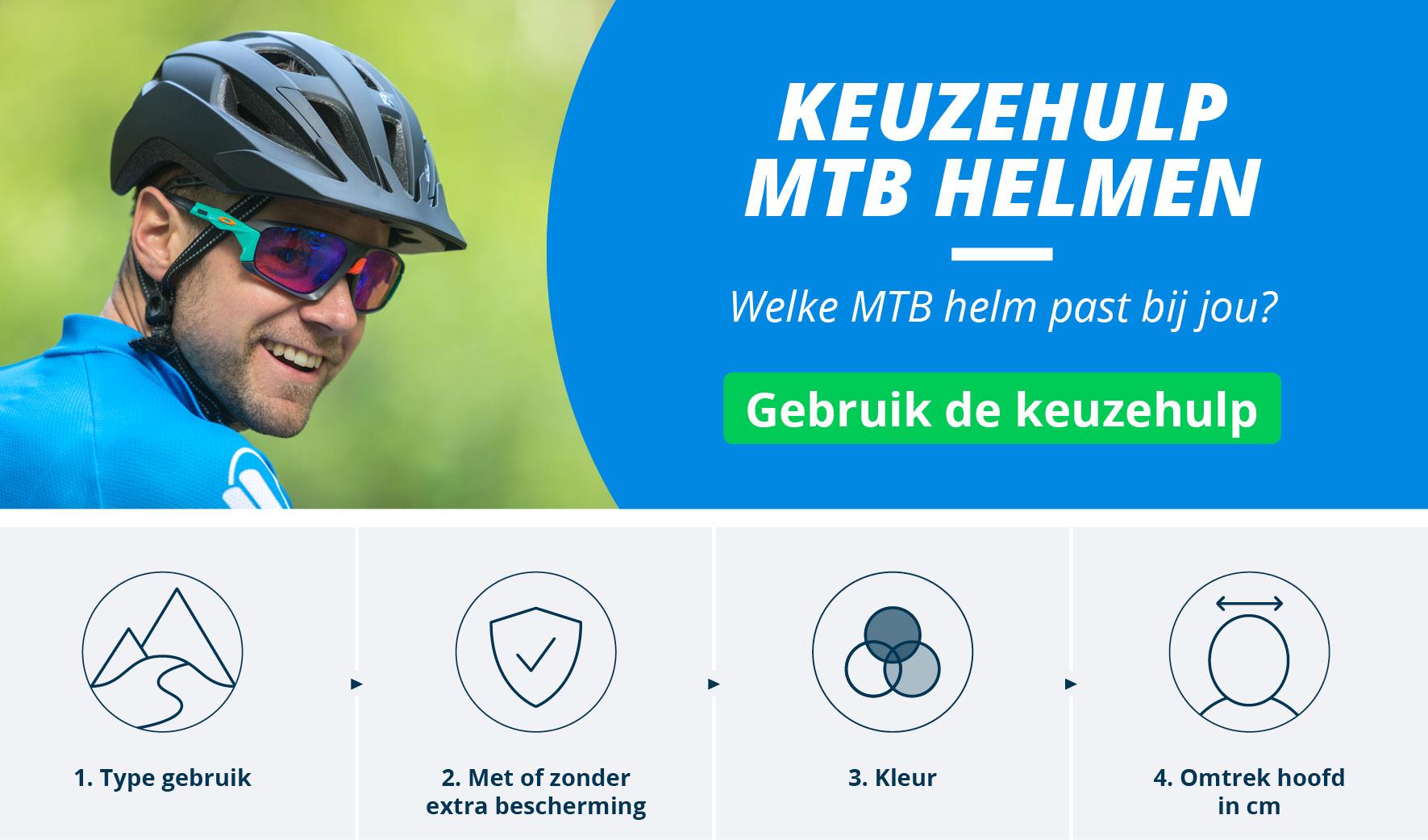 MTB Helmen