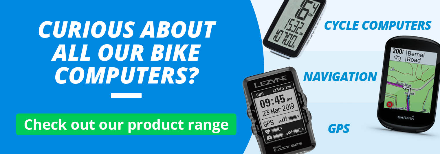 Bike GPS without navigation