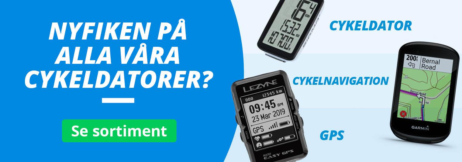 GPS-cykeldatorer