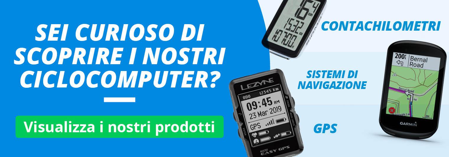GPS Bicicletta