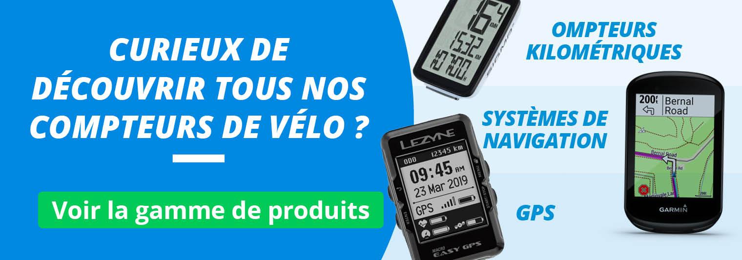 Compteurs de Vélo GPS