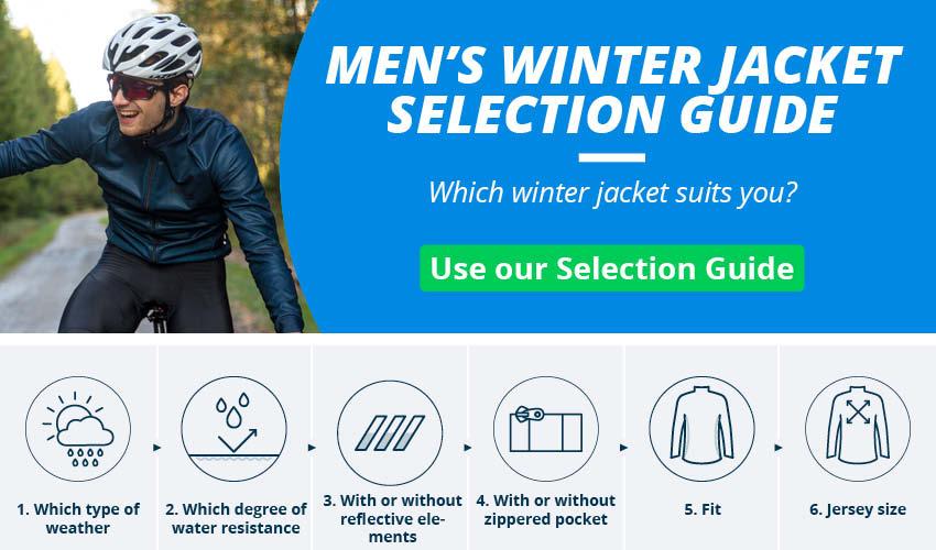 Men's Cycling Jackets & Vests