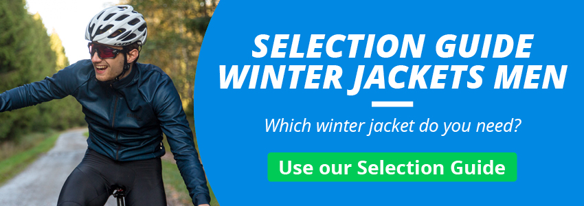 Men's Cycling Winter Jackets