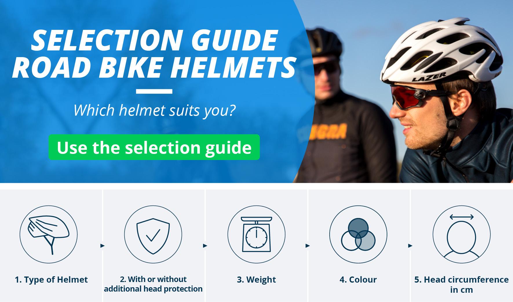 Road Bike Helmets