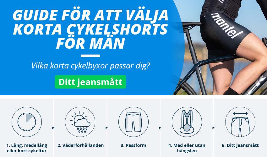 Cykelbyxor för herrar