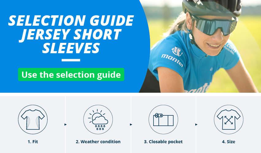Womens Short Sleeve Cycling Jerseys