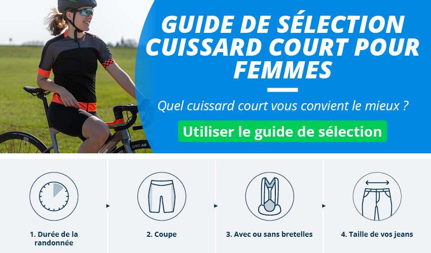 Cuissards Vélo Femmes