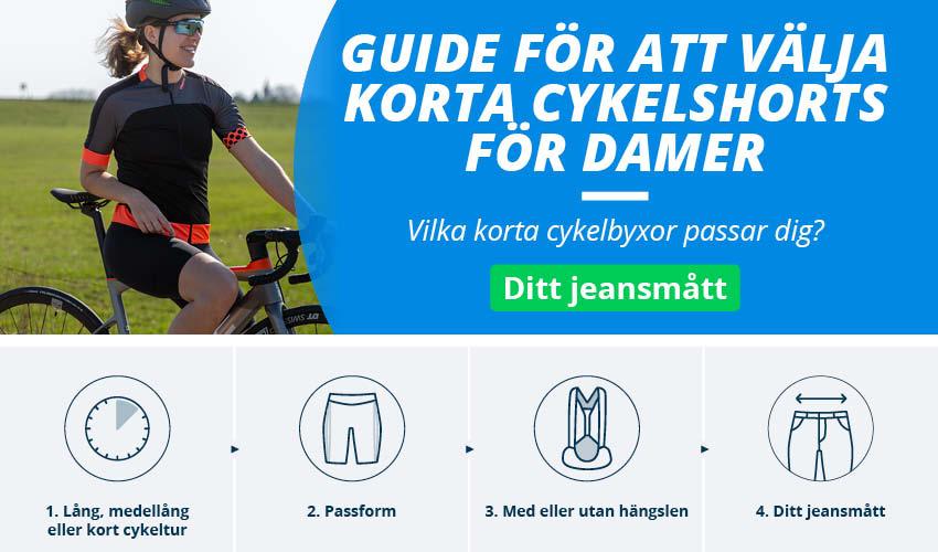 Cykelbyxor Damer