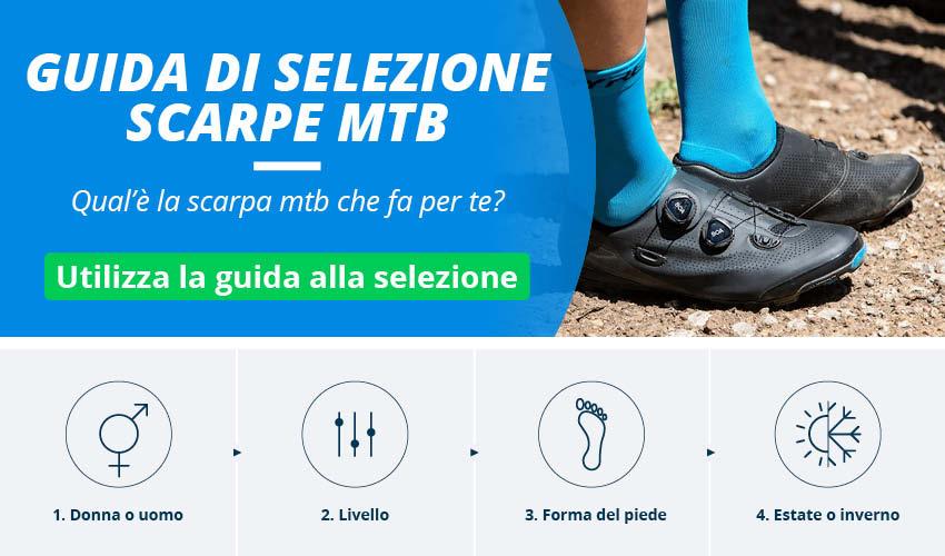 Scarpe MTB