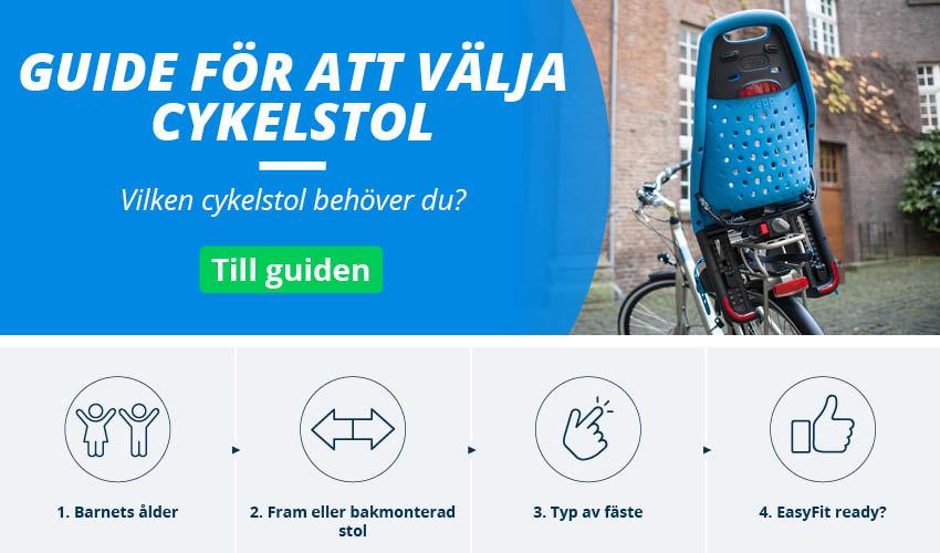 Cykelstolar