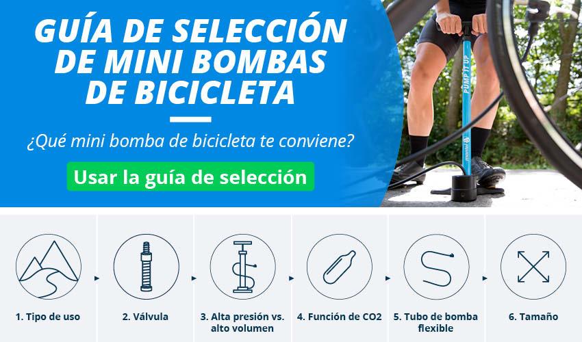 Mini Bombas Bicicleta