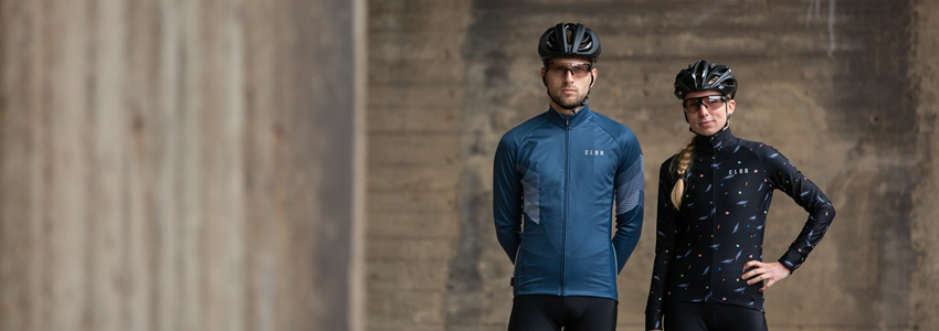 Winter Cycling Jackets & Jerseys