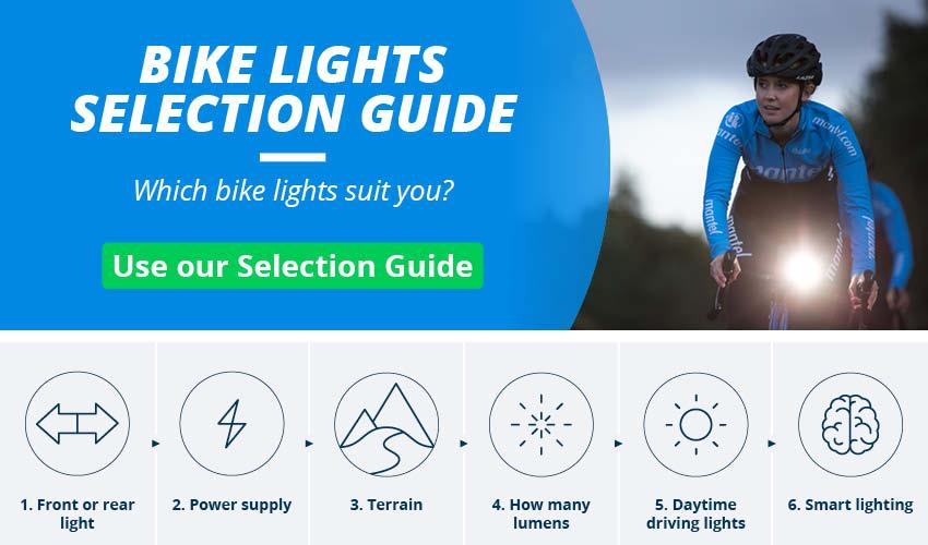 Front Bike Lights
