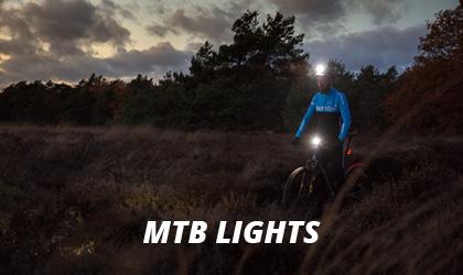 Cykellygter MTB