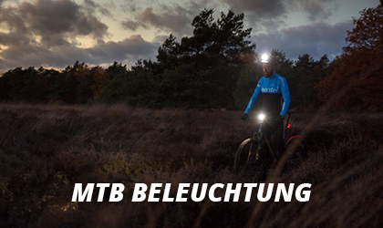 MTB Beleuchtung