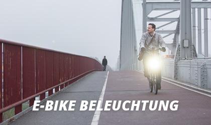 E-Bike Beleuchtung