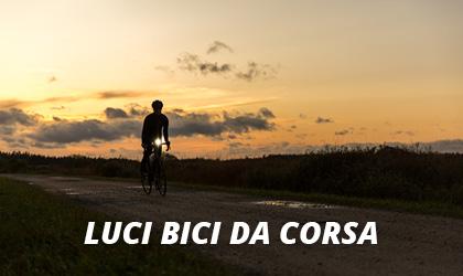 Luci Bici da Corsa