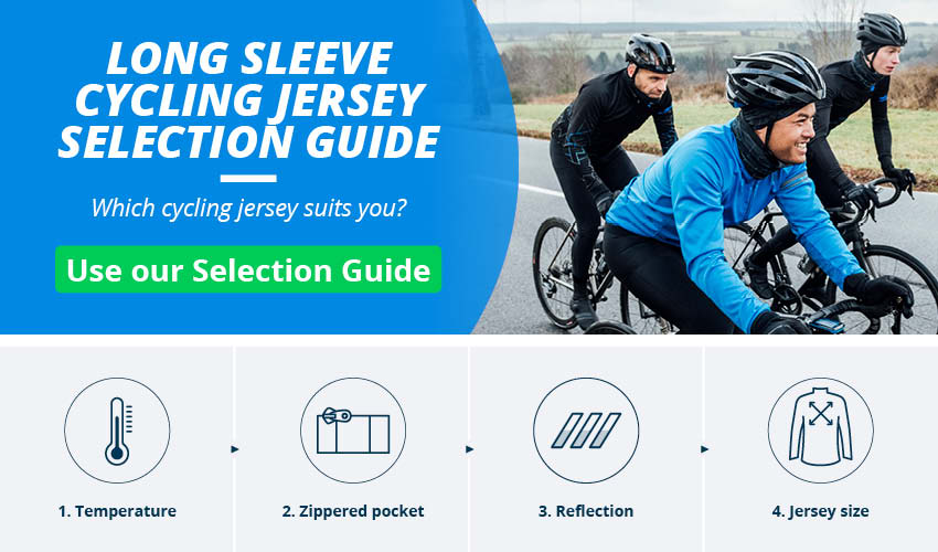 Men's Long Sleeve Jerseys