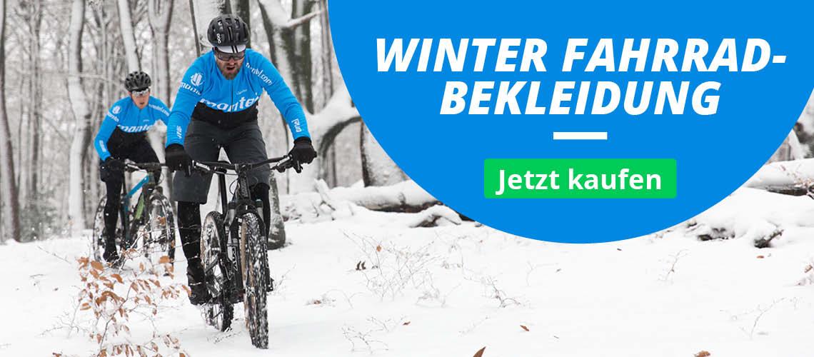 Fahrradbekleidung Winter