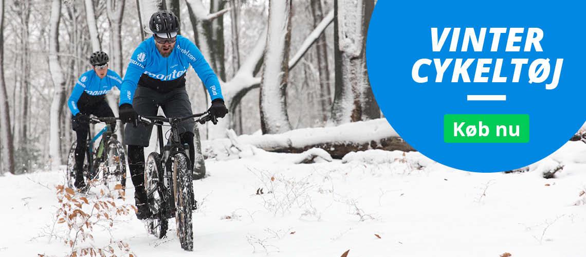 Cykeltøj Vinter