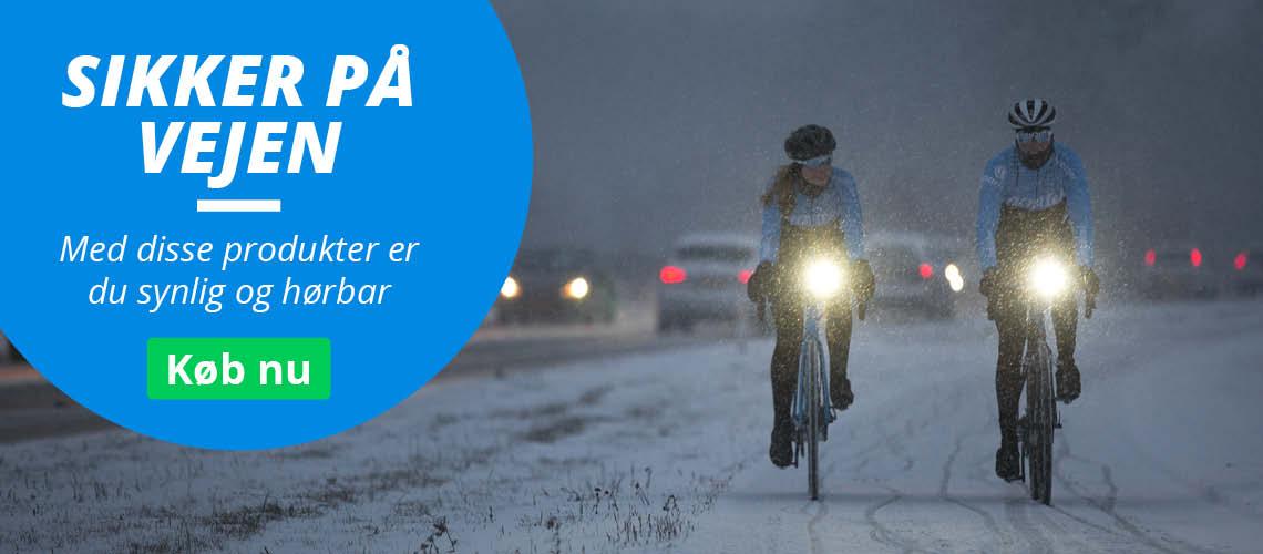 Sikkerhed på cyklen
