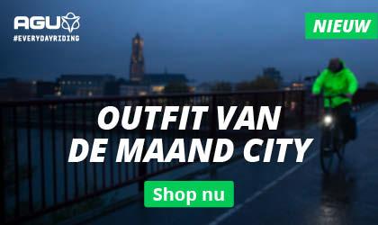 Outfit van de maand City