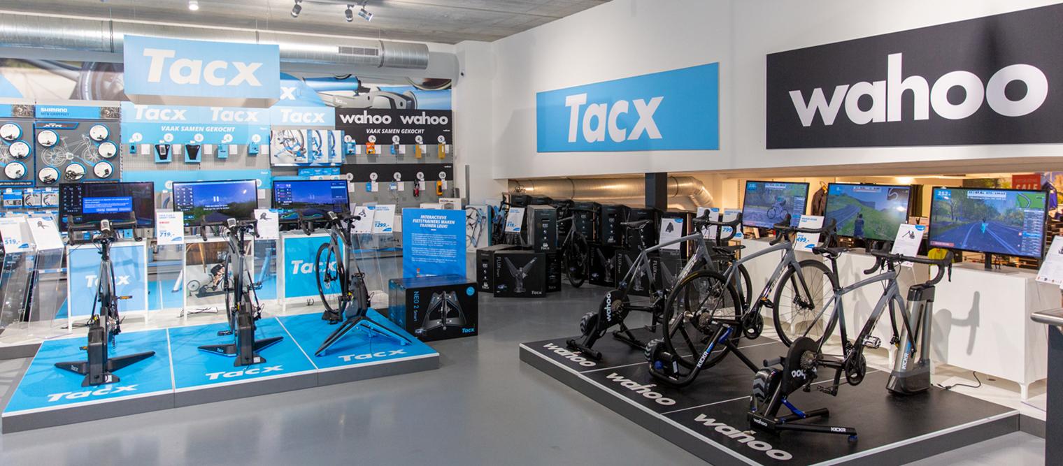 Mantel Superstore - De fietsenwinkel van Arnhem