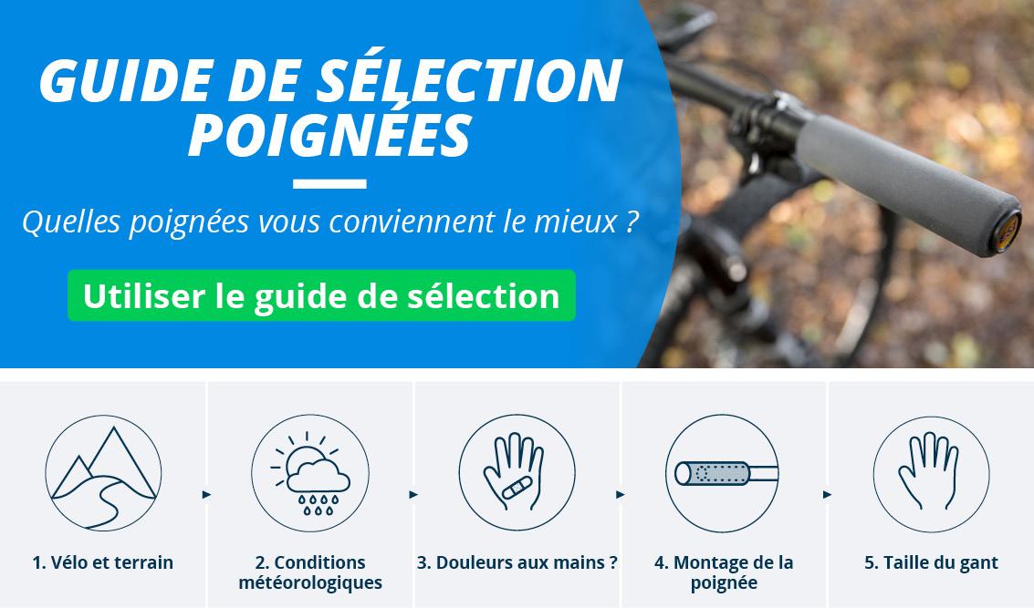 Poignées Vélo de Ville / Vélo Electrique