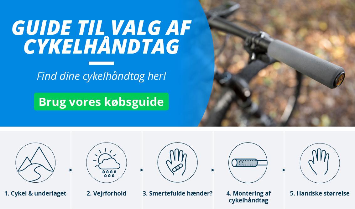 Cykelhåndtag & Styrender