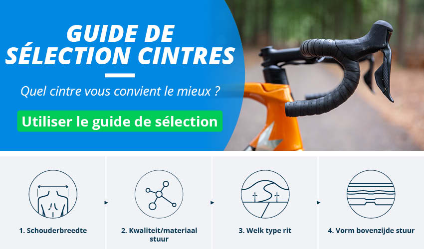 Guidons Vélo Route