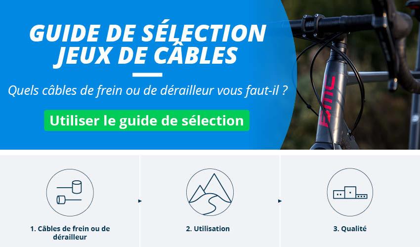 Câbles de Frein et Câbles de Dérailleur