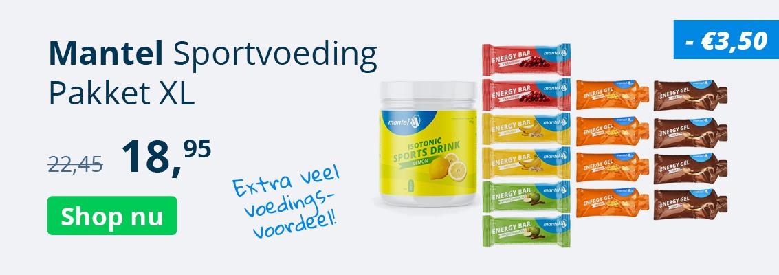 Sportvoeding Pakket XL