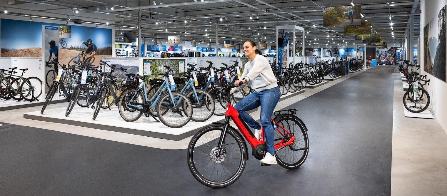 Mantel Superstore - Le magasin de vélos à Rotterdam