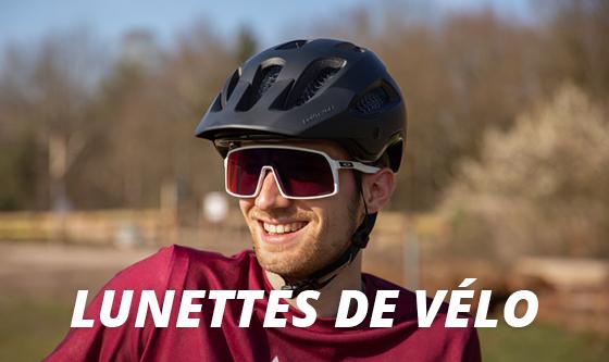 Lunettes Vélo