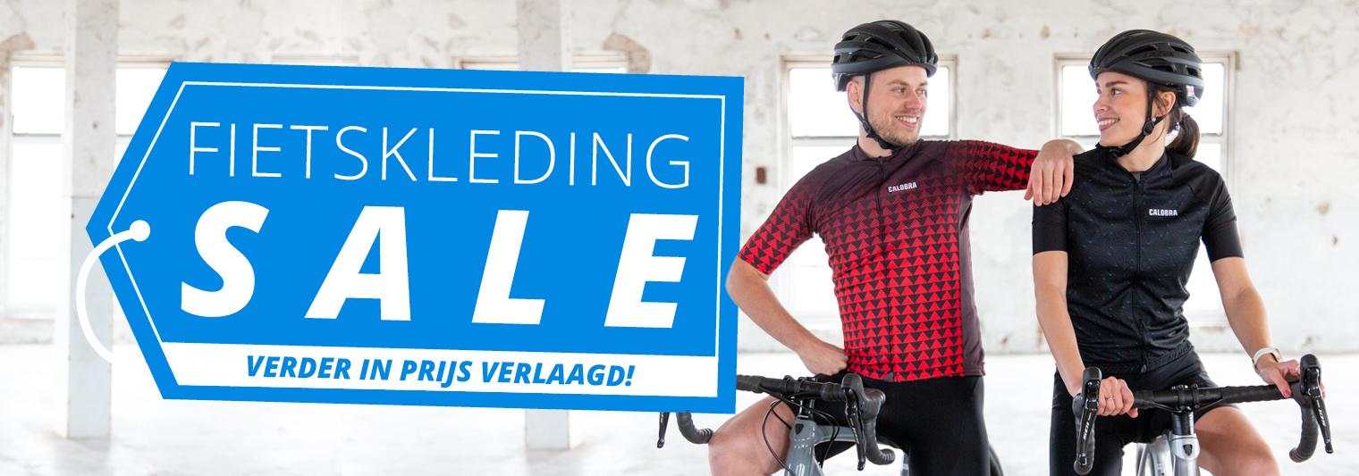 Fietskleding sale
