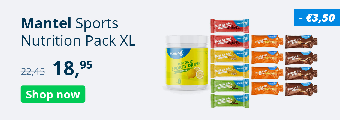 Sports Nutrition Pack XL