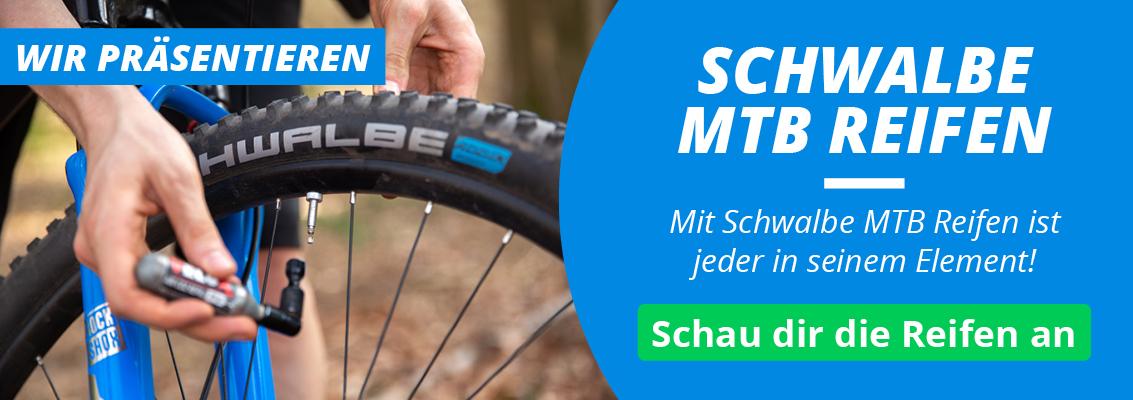 MTB Reifen und Schläuche