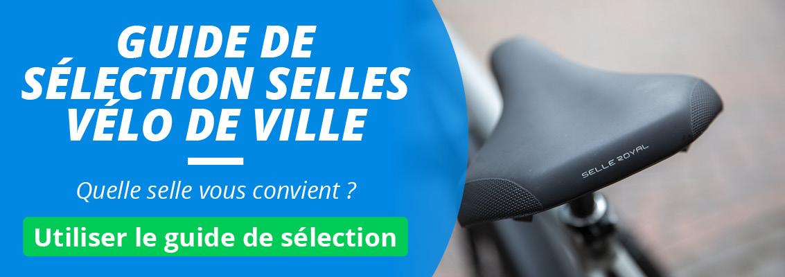 Selles de Vélo de Ville