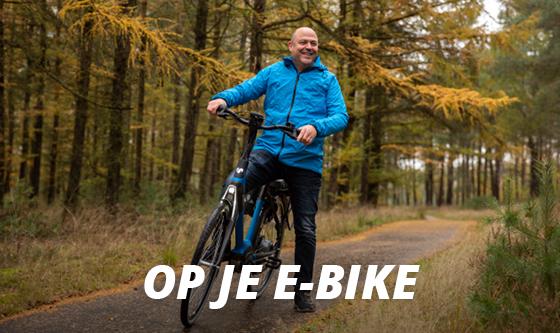 Herfst op je e-bike