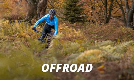 Offroad in de herfst