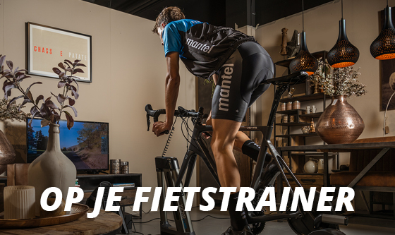 Herfst op je fietstrainer