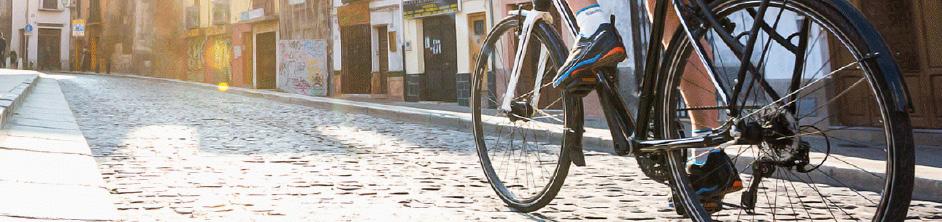 Cykelsko Trekking