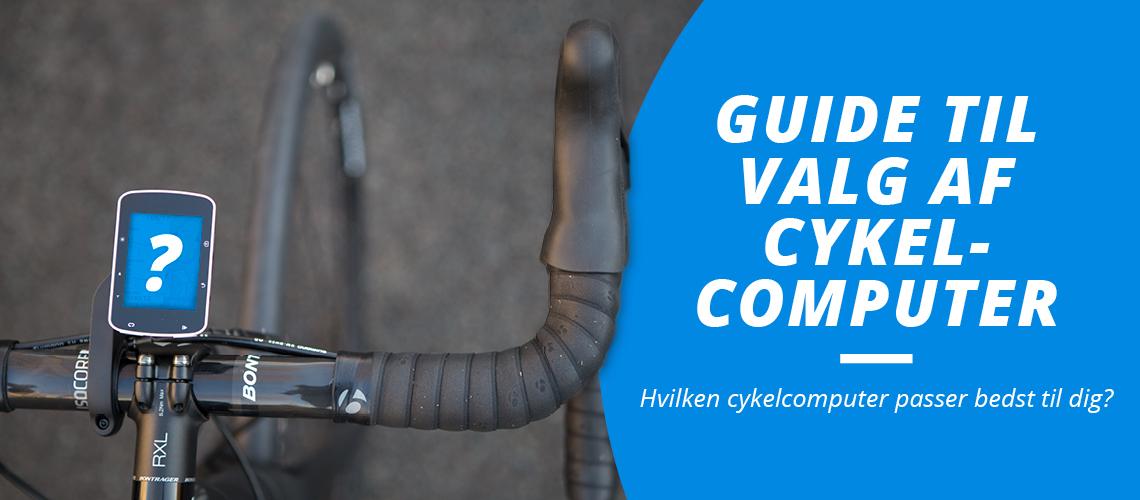 Basis Cykelcomputere