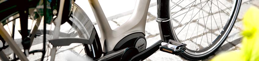 E-Bikes with Mid Drive Motor