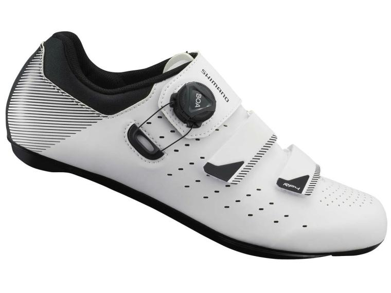 Shimano RP400 Road Shoes White