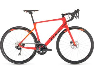 Cube Agree C:62 Race Disc Nee / Rood
