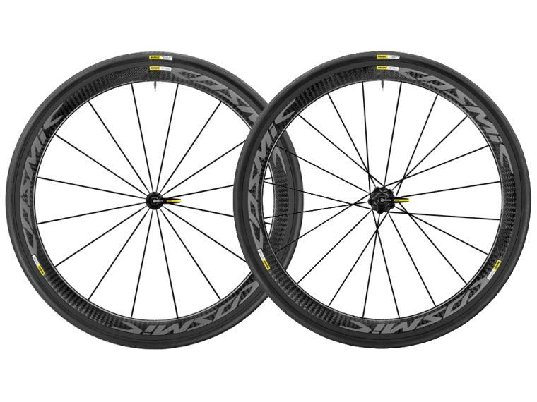Mavic Cosmic Pro Carbon Exalith Road Bike Wheels