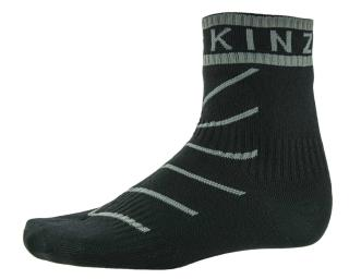 Calze Sealskinz Super Thin Pro Ankle Nero